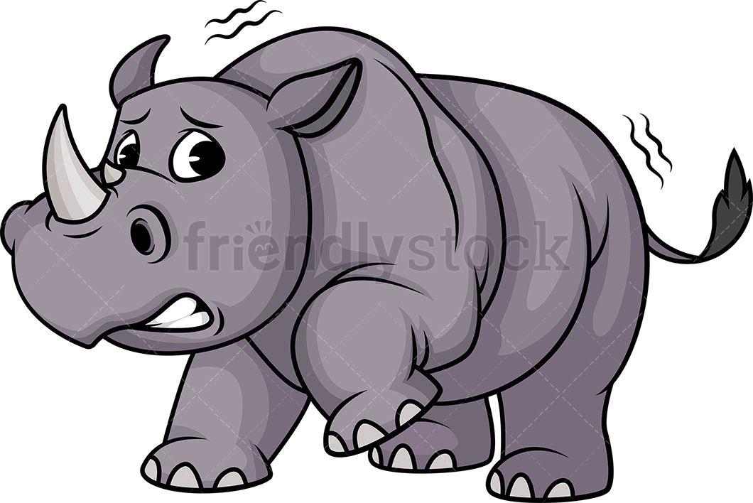 Scared Rhino in 2019.