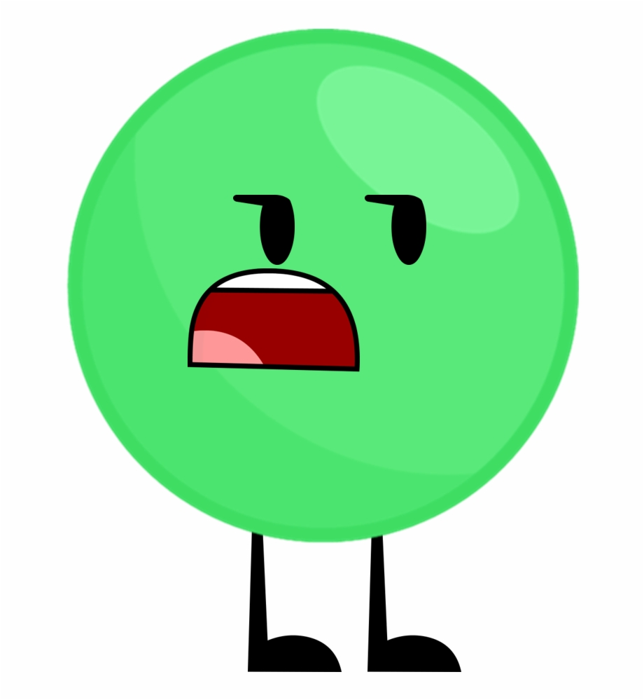 Toad Clipart Green Object Object Terror Green Ball.