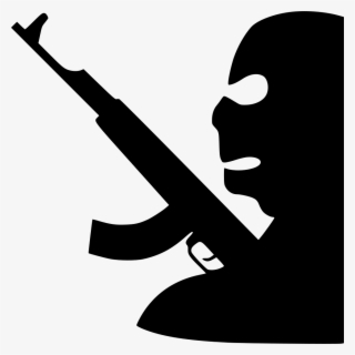 Free Terrorist Clip Art with No Background.