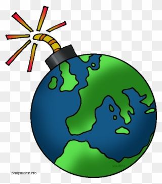 Globe Clipart Subject.