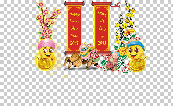 Lunar New Year Chinese New Year New Year\'s Day , tet holiday.