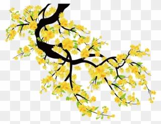 Plum Blossom Euclidean Vector Cherry Blossom.