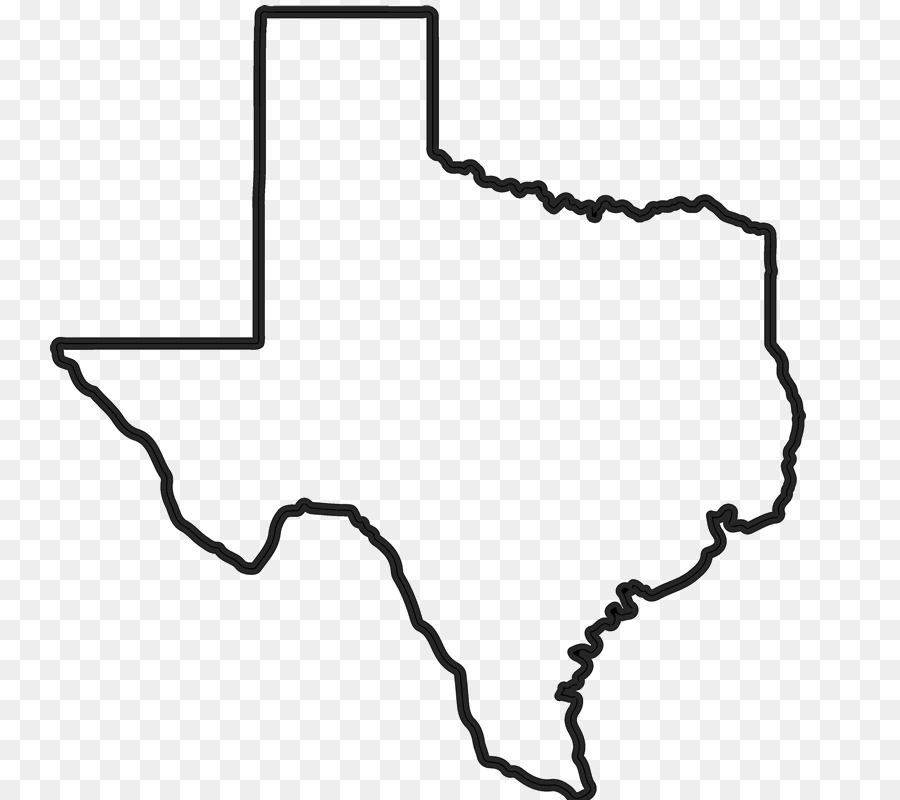 Texas Outline Png & Free Texas Outline.png Transparent.