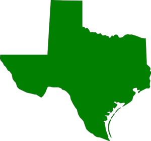 Green Texas State Clip Art at Clker.com.