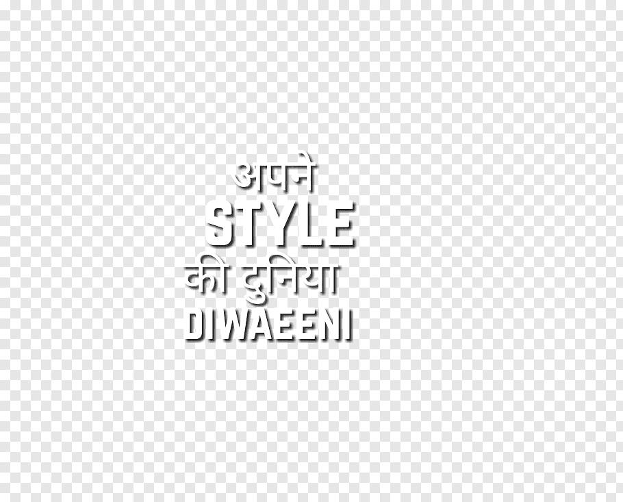 PicsArt Studio editing Text, text attitude, Style Diwaeeni.