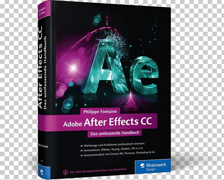 Adobe After Effects CC: Das Umfassende Handbuch PNG, Clipart.