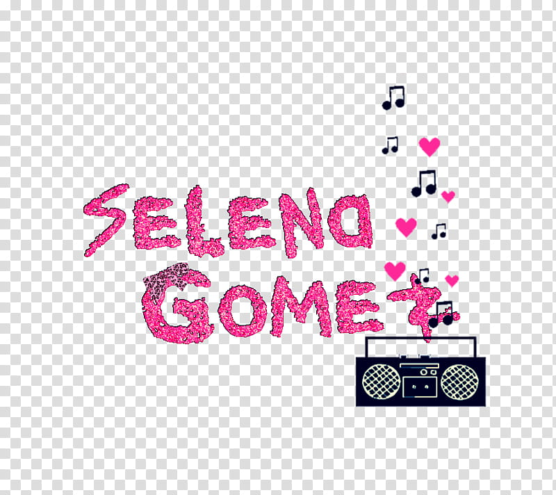 My creation Selena G text transparent background PNG clipart.