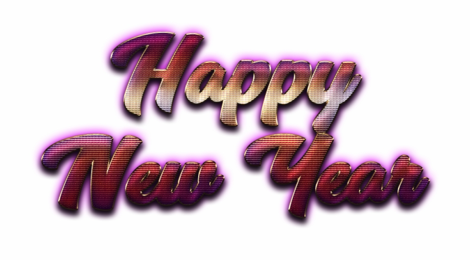 Happy New Year Letter Png Hd Happy New.