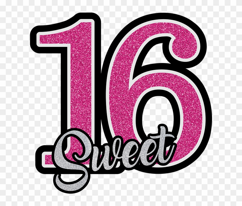 Sweet Sixteen Sweet.