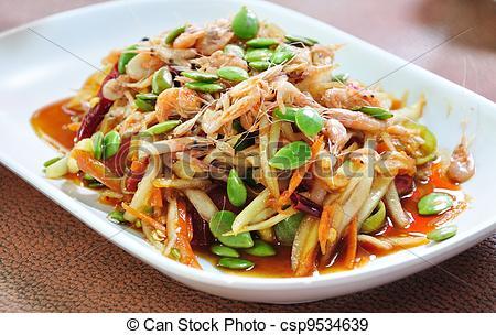 Thai food Illustrations and Clip Art. 1,833 Thai food royalty free.