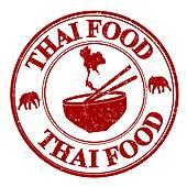 Thai Food Clip Art.