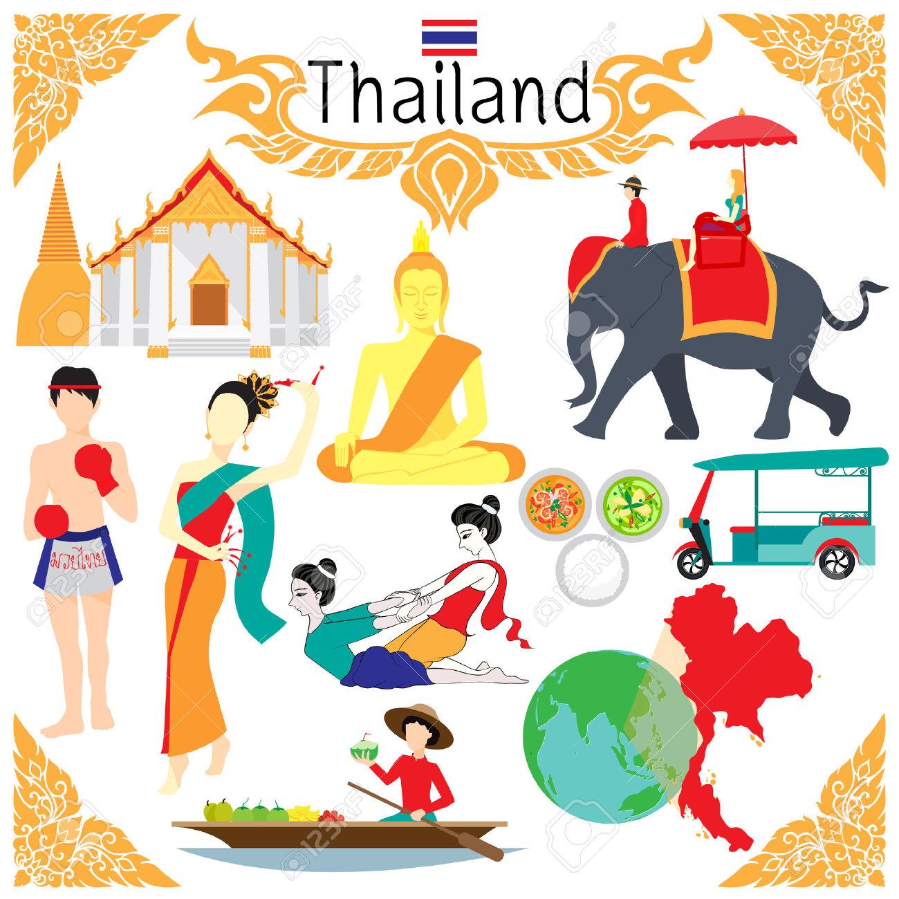 Thailand clipart 9 » Clipart Station.