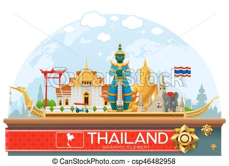 Thailand vector map Clipart Vector and Illustration. 2,156 Thailand.