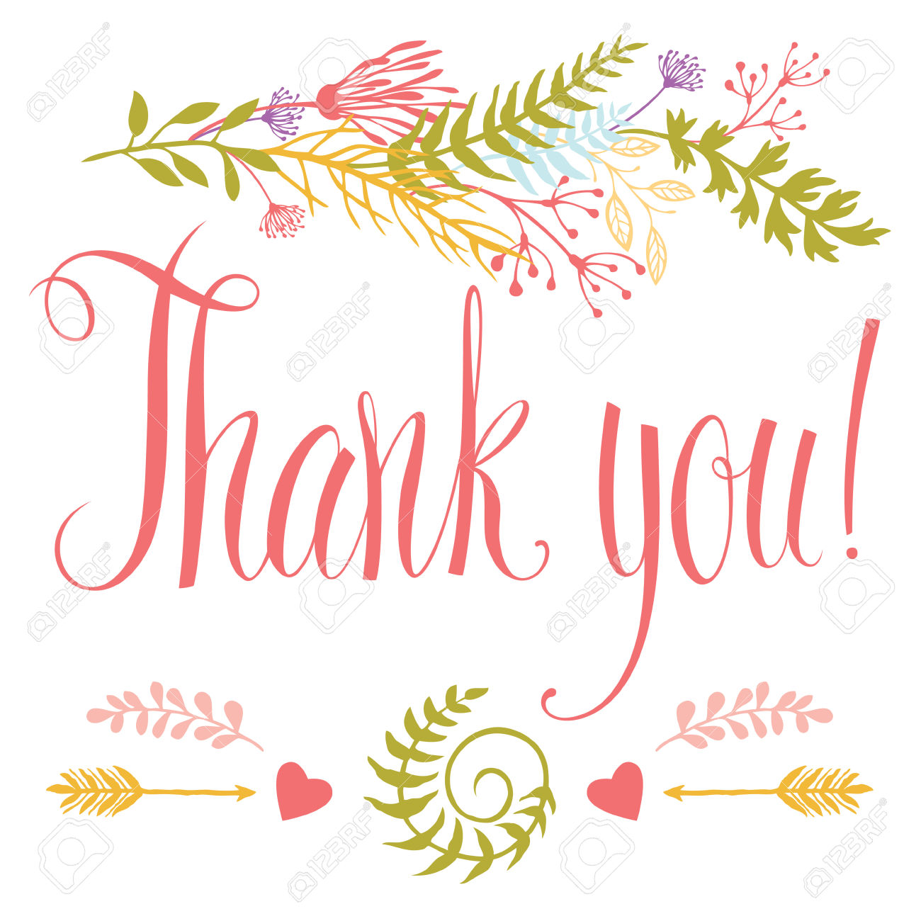 16,118 Thank You Card Cliparts, Stock Vector And Royalty Free.