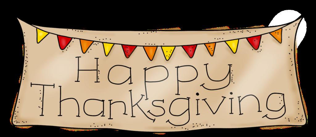 Thanksgiving Turkey Clipart 2018.