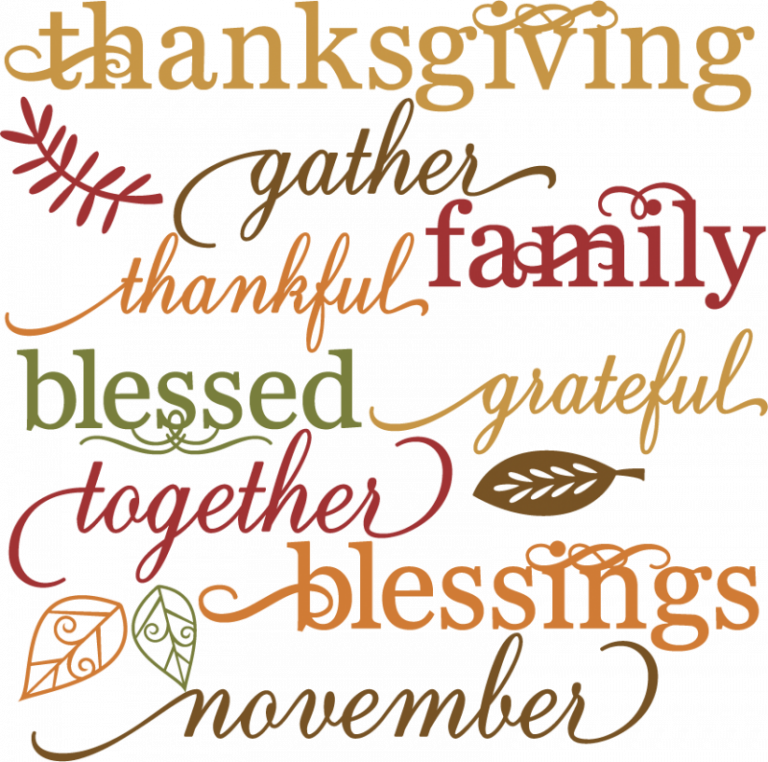 Library of thanksgiving 2018 image freeuse stock png files.