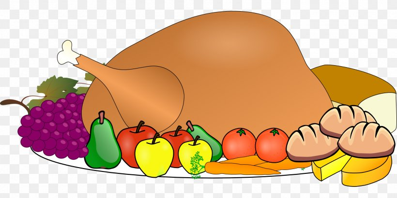 Turkey Thanksgiving Dinner Pilgrim Clip Art, PNG, 1920x960px.