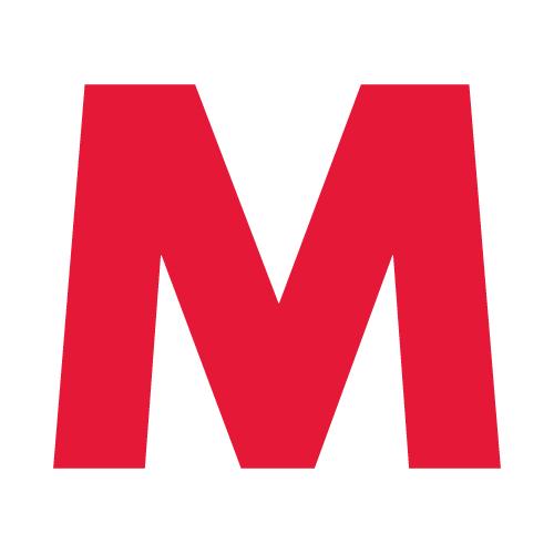 The Letter M Clip Art.