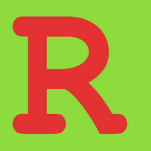 Letter R In Green Background Clip Art at Clker.com.