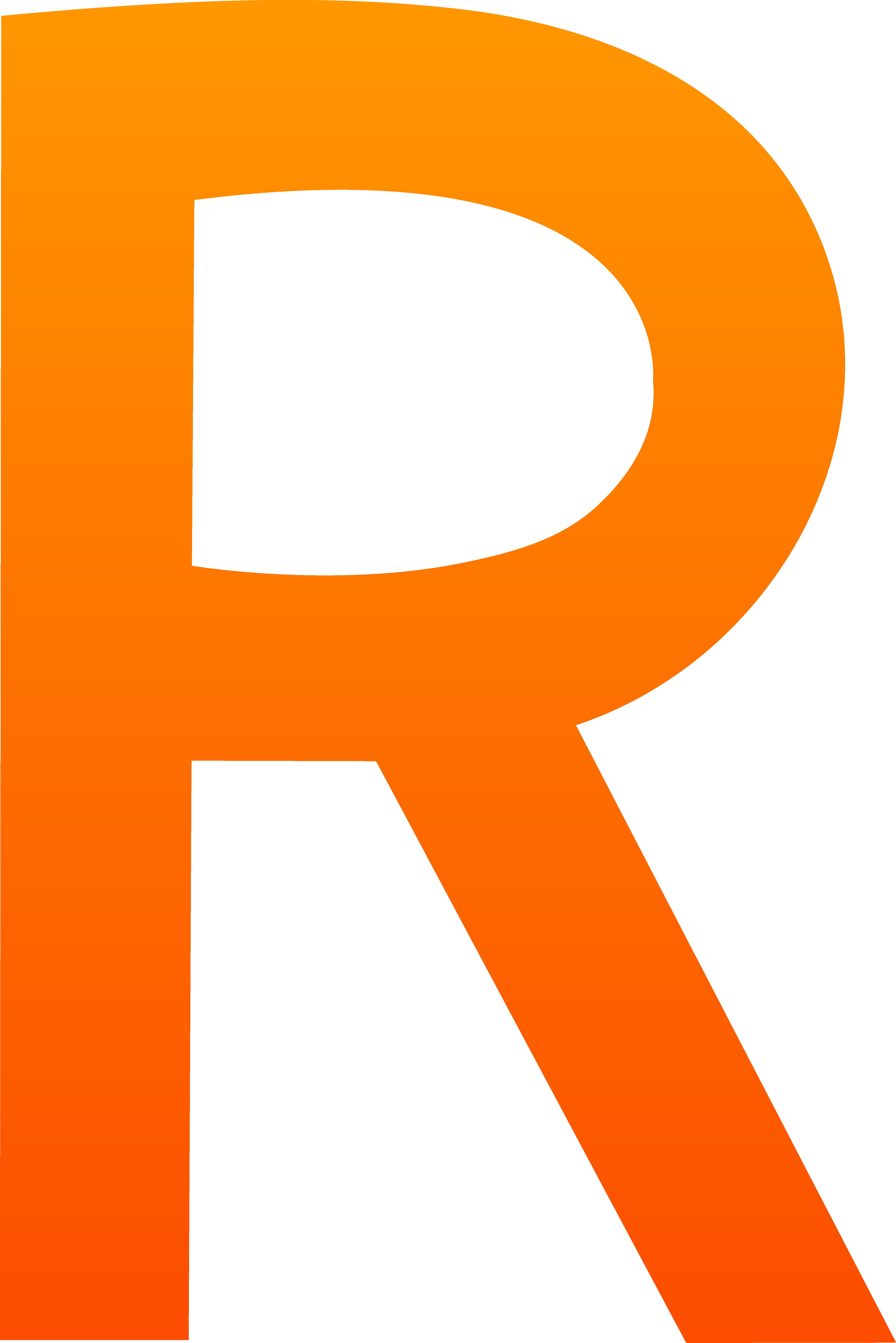 The Letter R.
