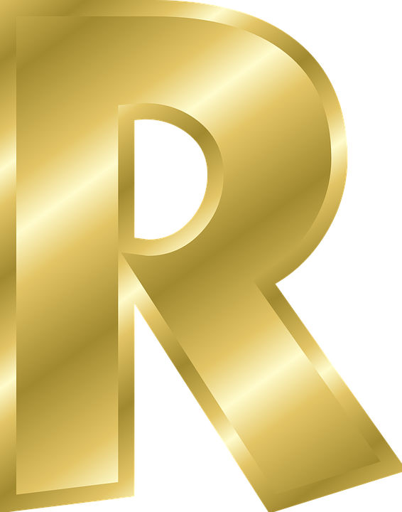 Letter, R.