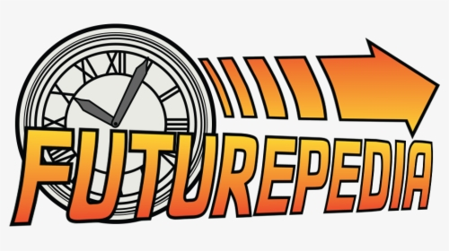 Back To The Future Clipart, HD Png Download , Transparent.
