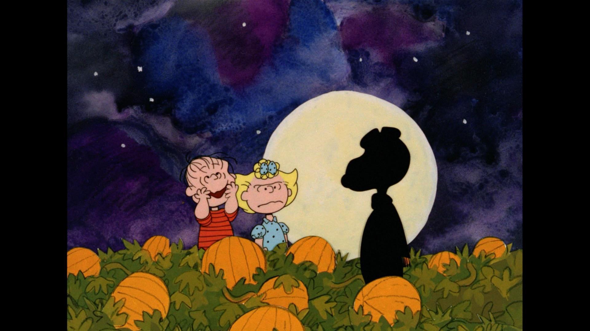 Great Pumpkin Charlie Brown Wallpapers.