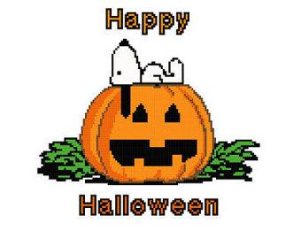 Charlie brown halloween.