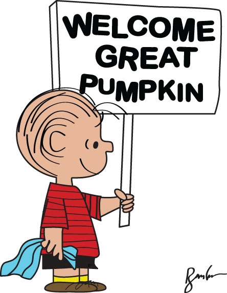 Clipart The Great Pumpkin Charlie Brown 20 Free Cliparts