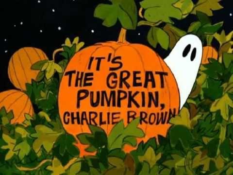 17 Best ideas about Great Pumpkin Charlie Brown on Pinterest.