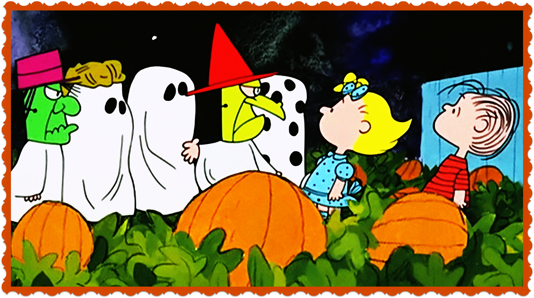 It's The Great Pumpkin Charlie Brown Quotes Clipart The Great Pumpkin Charlie Brown  Clipground