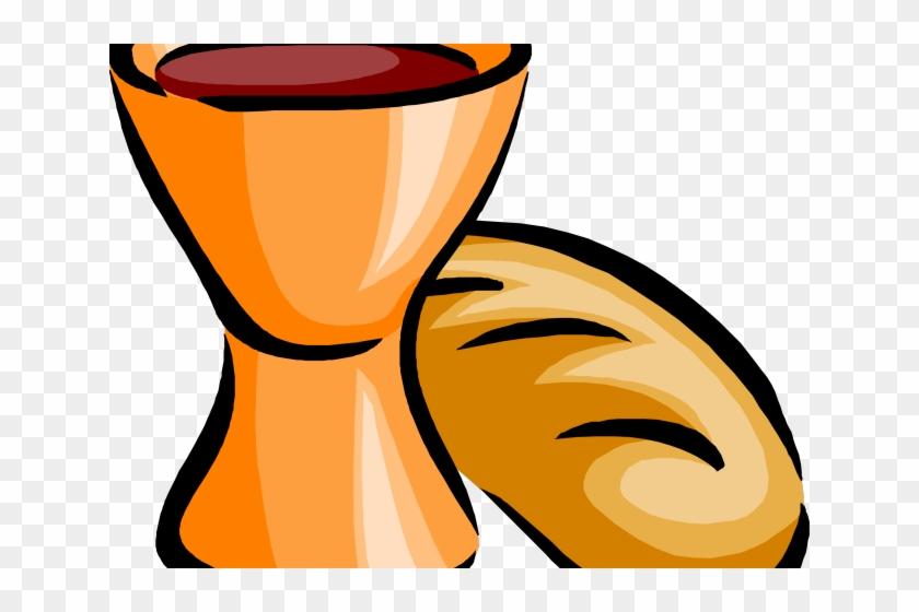 Church Clipart Bread.