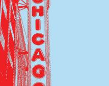 Theatre Signs Clip Art 29 Chicago Clipart