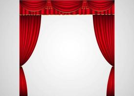 Free Stage Curtain Cliparts in AI, SVG, EPS or PSD.
