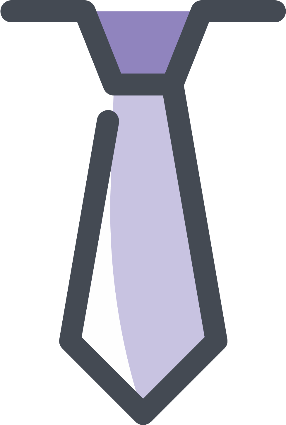 A Tie Is A Fabric That Goes Around Your Neck And Then.