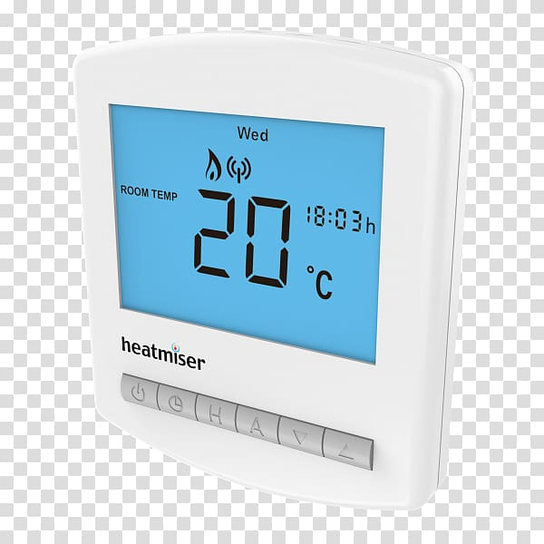 Heatmiser Programmable thermostat Underfloor heating Central heating.