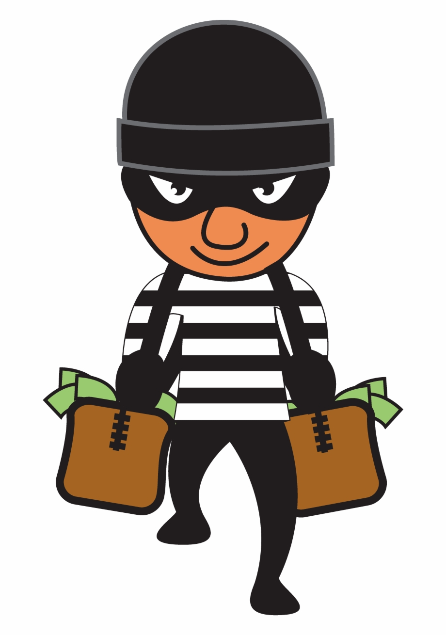 Thief, Robber Png.