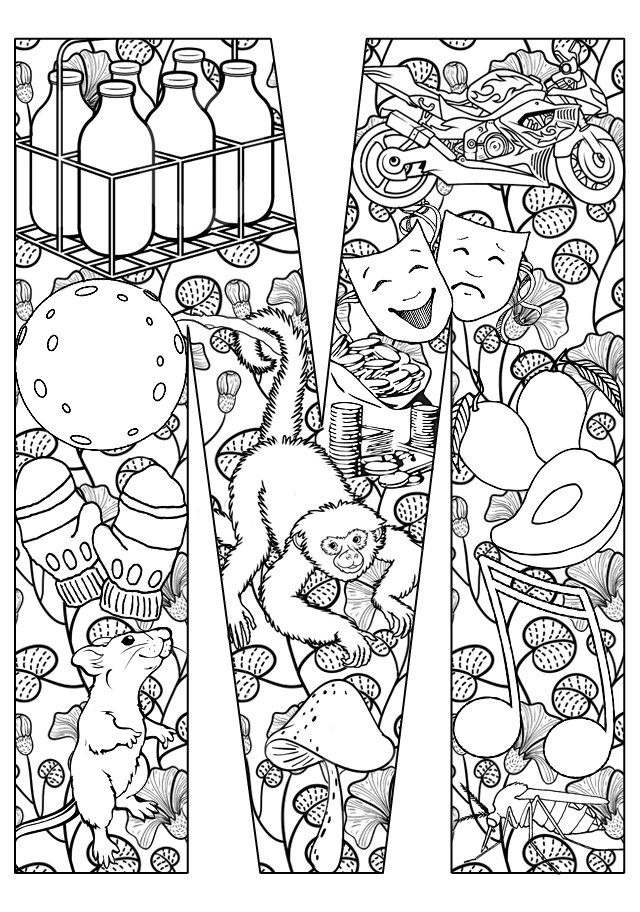 1000+ images about Coloring pages on Pinterest.