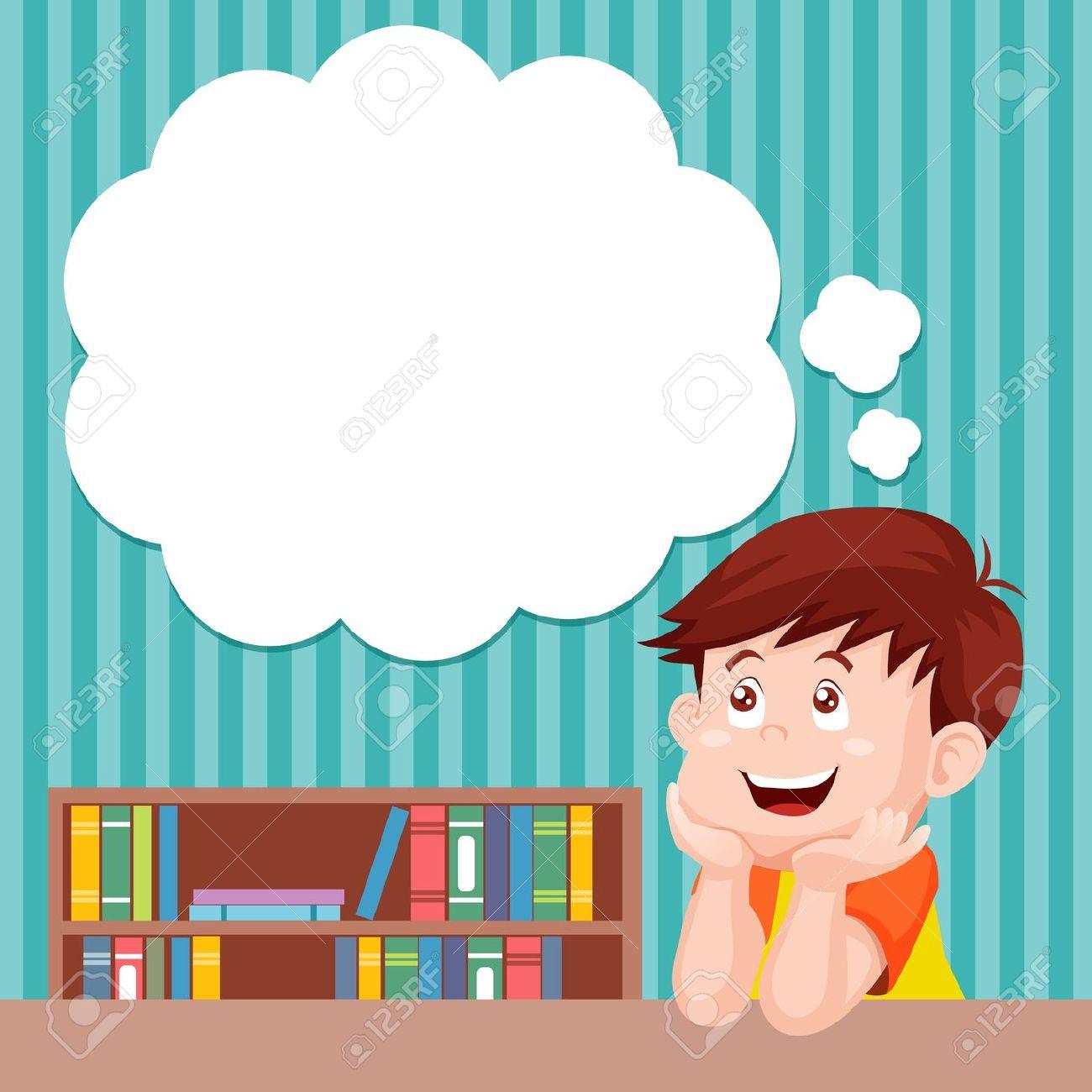 Kid Thinking Clip Art & Kid Thinking Clip Art Clip Art Images.