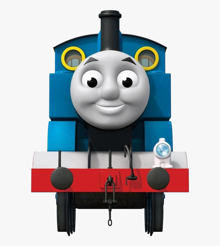 Transparent Thomas Train Clipart.