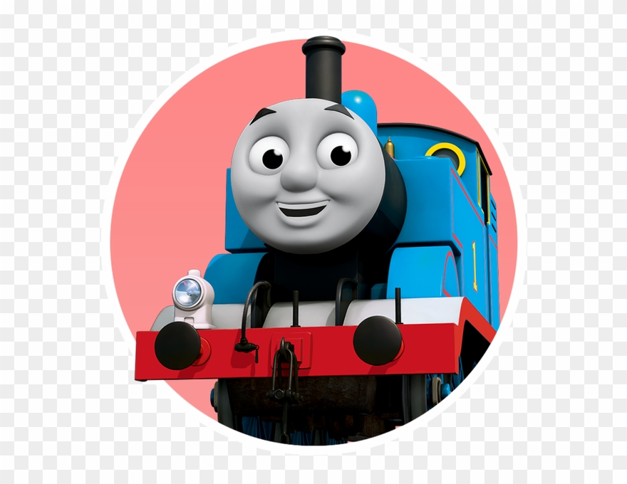 Clipart Train Thomas.