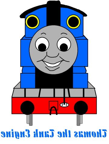 Free Thomas tank engine Clip.