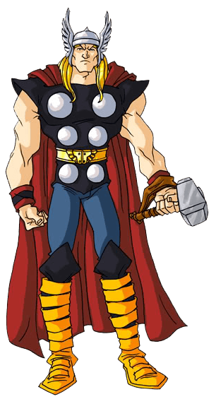 Download Free png Thor Clipart.