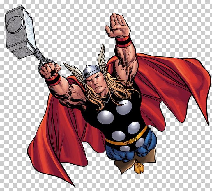 Fiction Superhero Avengers Moto G4 Muscle, Thor , Marvel.