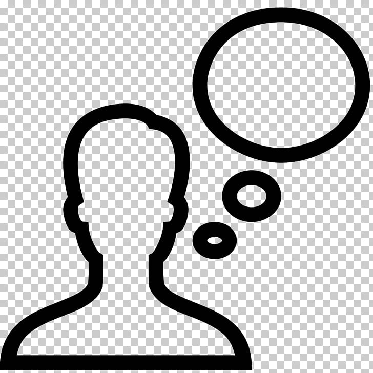 Computer Icons User , thoughts PNG clipart.