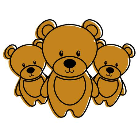 3 Teddy Bears Stock Illustrations, Cliparts And Royalty Free 3 Teddy.