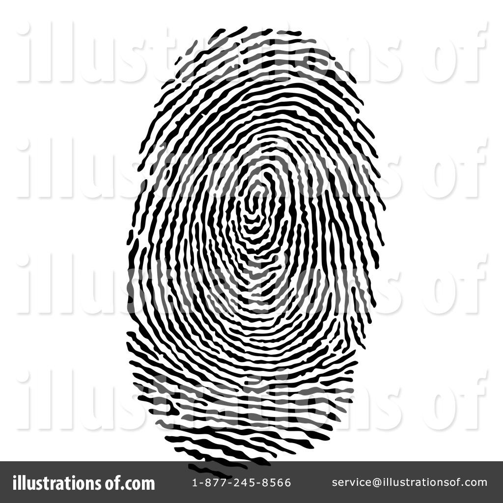 Fingerprint Clipart #64864.