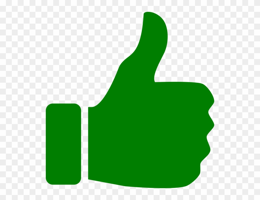 Thumbs Up Icon Green Th Clip Art.