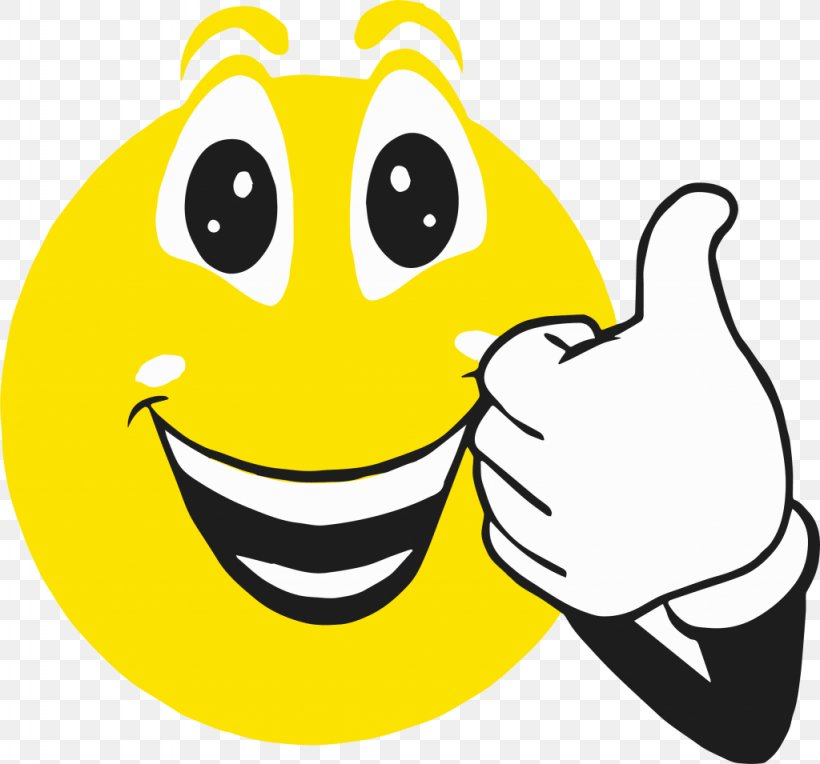 Thumb Signal Smiley Emoticon Clip Art, PNG, 1024x955px.
