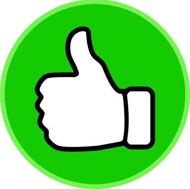 Thumbs Up & Thumbs Down Actions.